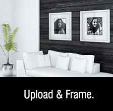 Custom Frame & Photo Ordering